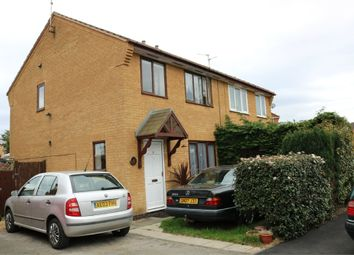Thumbnail 3 bed semi-detached house for sale in Wetherby Close, Bourne, Lincs