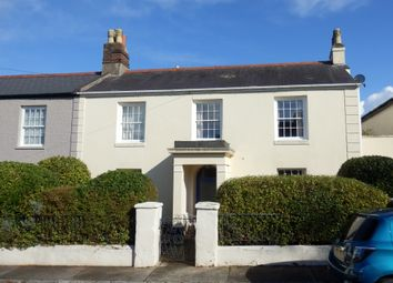 Thumbnail 4 bed end terrace house for sale in Trumlands Road, Torquay