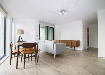 Thumbnail 1 bed flat to rent in Roosevelt Tower, Williamsburg Plaza, London