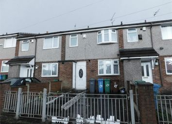 Thumbnail 3 bed town house to rent in Bollington Road, Manchester