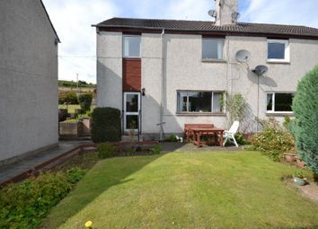 Thumbnail 3 bed semi-detached house for sale in 3, Overhall Crescent Hawick