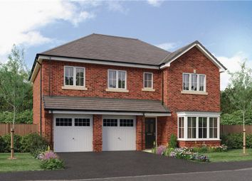 "Thumbnail 5 bed detached house for sale in ""Buttermere"" at Hastings Close, Chesterfield"