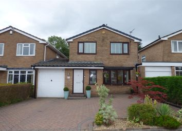 Thumbnail 4 bed detached house for sale in Grantham Drive, Bury