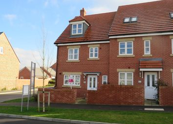 4 bed end terrace house for sale in Adlam Way, Salisbury SP2