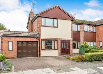 Thumbnail 4 bed semi-detached house for sale in Langholm Road, Ashton-In-Makerfield, Wigan