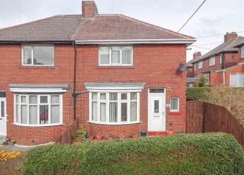 Thumbnail 2 bed semi-detached house to rent in Barr House Avenue, Consett