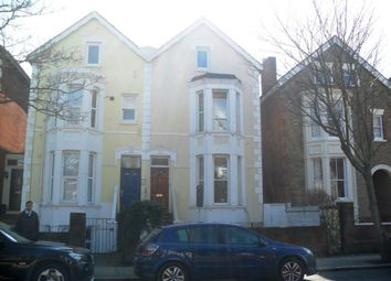 Thumbnail 2 bed flat to rent in Campbell Road, Southsea