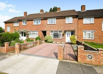 Thumbnail 3 bed terraced house for sale in Down Close, Northolt