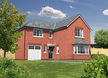 Thumbnail 4 bed detached house for sale in Plot 24, The Newton, The Limes, Barton, Preston, Lancashire