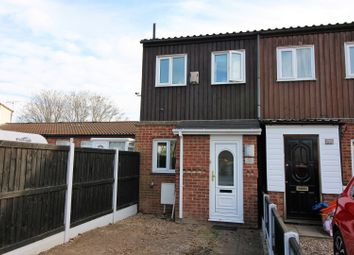 Thumbnail 3 bed end terrace house for sale in Daltons Fen, Basildon