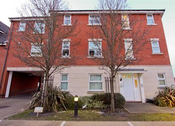 Thumbnail 1 bed flat for sale in Furlong Close, Barkby Road, Syston, Leicester