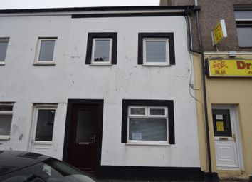 Thumbnail 4 bedroom terraced house to rent in Rawlinson Street, Barrow-In-Furness, Cumbria