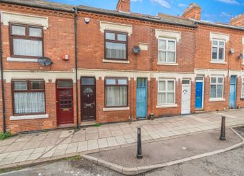 Thumbnail 3 bed terraced house for sale in Grove Road, Leicester
