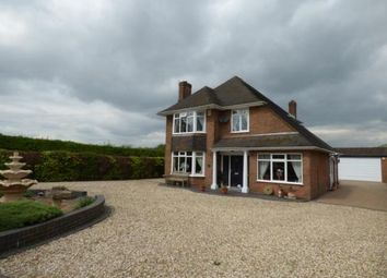 Thumbnail 3 bed detached house for sale in Dunns Lane, Dordon, Tamworth, Warwickshire