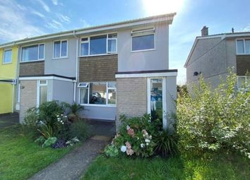 3 bed end terrace house for sale in Manor Close, Helston TR13