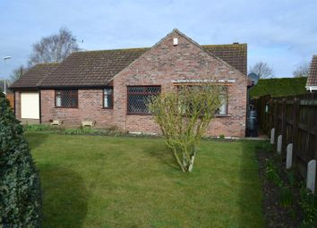 Thumbnail 3 bed detached bungalow to rent in Hall Yard, Great Hale, Sleaford