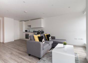Thumbnail 1 bed flat to rent in Connaught Street, London