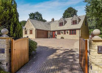 Thumbnail 5 bed detached house for sale in Mill Lane, Stanton Fitzwarren, Wiltshire