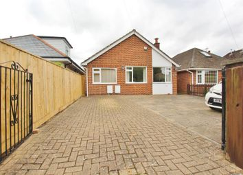 Thumbnail 3 bed detached bungalow for sale in Throopside Avenue, Throop Village, Bournemouth