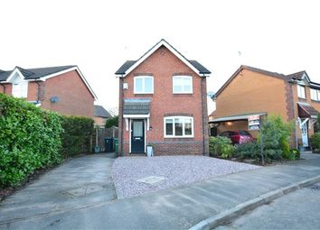 Thumbnail 3 bed detached house to rent in Fernleigh Close, Winsford