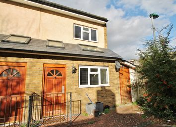 Thumbnail 2 bedroom end terrace house for sale in Manor Road, Wallington