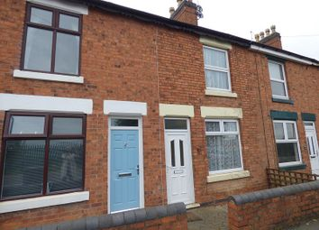 Thumbnail 2 bed terraced house to rent in Hearthcote Road, Swadlincote