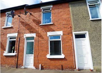 Thumbnail 2 bedroom terraced house for sale in Avoniel Road, Belfast