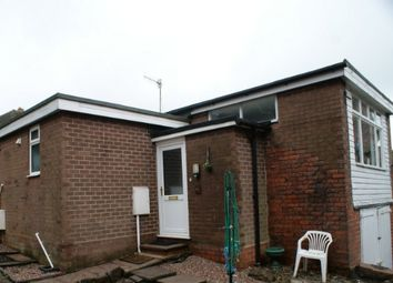 Thumbnail 1 bed detached bungalow to rent in Newford Crescent, Milton, Stoke-On-Trent