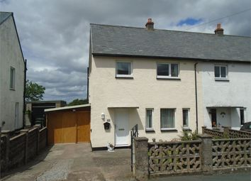 Thumbnail 3 bed semi-detached house for sale in Solway Drive, Anthorn, Wigton, Cumbria