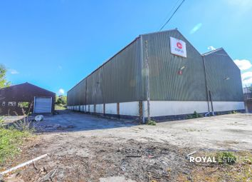 Thumbnail Warehouse for sale in Barnfield Road, Tipton