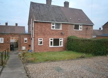 Thumbnail 2 bed semi-detached house to rent in Priestlands Close, Hexham