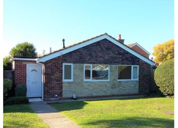 Thumbnail 2 bed detached bungalow for sale in The Parkway, Gosport