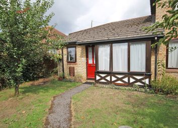 Thumbnail 2 bed terraced bungalow for sale in Queens Grove, Ashley, New Milton