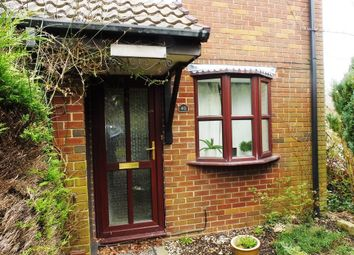 Thumbnail 2 bedroom end terrace house to rent in Course Park Crescent, Fareham