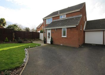 Thumbnail 3 bed detached house for sale in Grove Road, Repps With Bastwick, Great Yarmouth