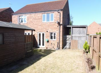Thumbnail 2 bed property to rent in Friars Road, Scunthorpe