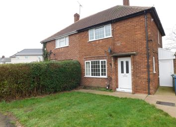 Thumbnail 2 bed semi-detached house for sale in Park Hall Road, Mansfield Woodhouse, Mansfield
