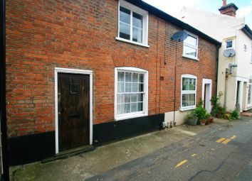 Thumbnail 2 bed terraced house to rent in Hospital Lane, Colchester, Essex