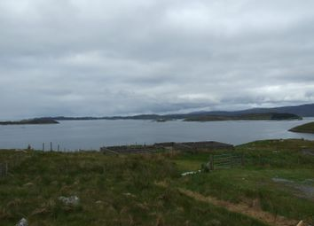 Thumbnail Land for sale in 21 Kyles, Scalpay, Isle Of Harris
