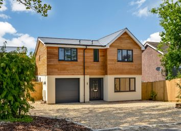 Thumbnail 4 bed detached house for sale in Upper Crabbick Lane, Denmead, Waterlooville