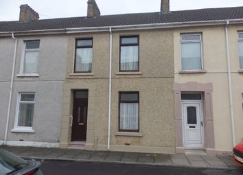 Thumbnail 3 bed terraced house to rent in Amos Street, Llanelli