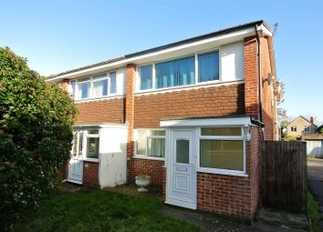 Thumbnail 3 bed property for sale in Heron Dale, Addlestone