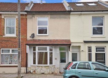 Thumbnail 3 bed terraced house for sale in Trevor Road, Southsea, Hampshire