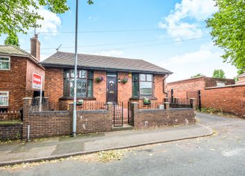 Thumbnail 4 bedroom detached bungalow for sale in Gower Street, Walsall