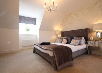 Thumbnail 4 bed mews house for sale in Barnes Wallis Way, Buckshaw Village, Chorley