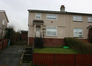Thumbnail 3 bed semi-detached house for sale in 76 Tantallon Drive, Coatbridge