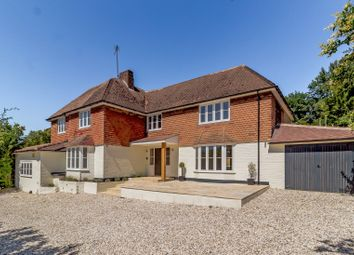 Thumbnail 5 bed detached house for sale in Hawkshill Way, Esher
