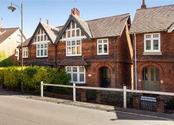 Glebe Villas, North Street, Petworth, West Sussex GU28. 2 bed semi-detached house