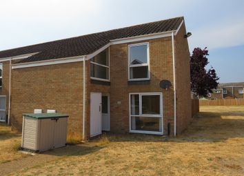 Thumbnail 2 bed end terrace house for sale in Sycamore Walk, Raf Lakenheath, Brandon