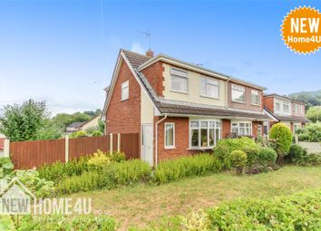 Thumbnail 3 bed semi-detached house for sale in Ffordd Beuno, Holywell